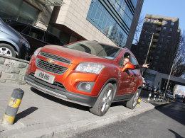 雪佛兰创酷长期测试(1)小型SUV城郊体验