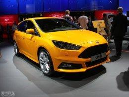 福特新福克斯ST将推自动挡 明年初上市