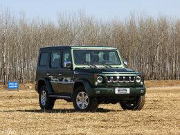 北京汽车BJ80正式上市 售28.8-29.8万元