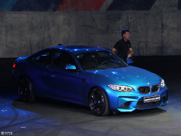 宝马M2 Coupe正式上市