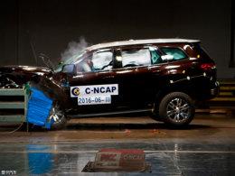 真的很优秀?C-NCAP碰撞解析之美系SUV