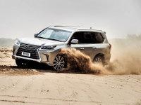 爱卡SUV专业测试 凌志LX570的匠人之心