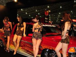 看歪果仁怎么玩(4)日本汽车改装聚会