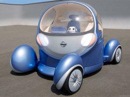 个性十足 六款稀奇古怪的纯电动概念车