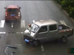 事故名侦探(2) 男子人头竟撞出挡风玻璃