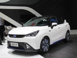 2017北美车展:广汽传祺GE3正式全球首发