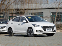 北京现代全新小型车预计上海车展发布