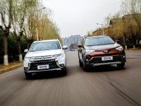 三菱欧蓝德VS丰田RAV4