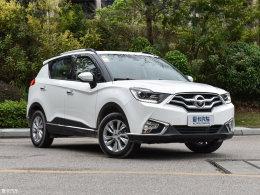 海马S5 Young将于今晚上市 定位小型SUV