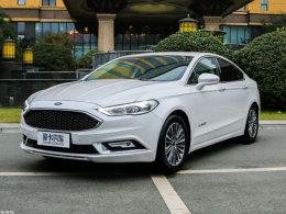 福特3款新车即将引入中国 电动化将普及