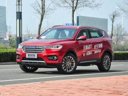 哈弗全新H6上海车展上市 预售14.28万元