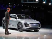 奥迪e-tron Sportback 有望2018年量产