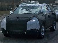 雪佛兰新紧凑级SUV曝光 定位低于探界者