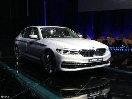宝马新一代5系Li将推6款车 6月28日上市