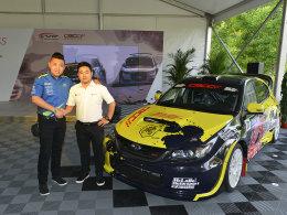 CRCC中国汽车场地拉力锦标赛正式启航