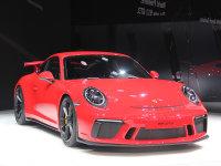 保时捷911 GT3将成都车展亮相 性能强劲
