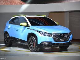 纳智捷U5成都车展发布预售 四季度上市