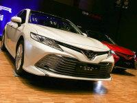 国产第八代凯美瑞11月16日上市 4种车型