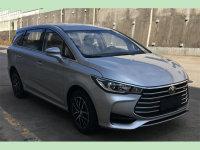 搭载2.0L发动机 曝宋MAX新车型申报图
