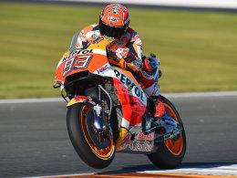 MotoGP收官战 Marquez第六冠收入囊中