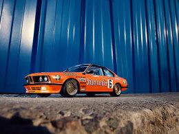 溯源BMW运动基因  实拍始祖M6合金车模