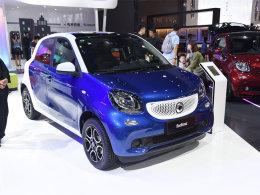 2017广州车展 2018款smart今日正式发布