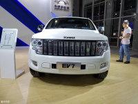 2017广州车展 卡威EV7皮卡正式亮相发布