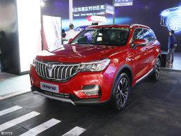 2017广州车展:新晋SUV中华V6正式亮相