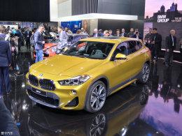 北美车展:宝马X2全球首发/上半年上市