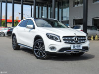 新款奔驰GLA上市 售价为27.18-39.9万元