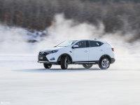 车辆研发工程师的一天 东南DX7高寒测试