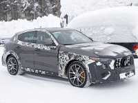 玛莎拉蒂Levante GTS或将纽约车展亮相