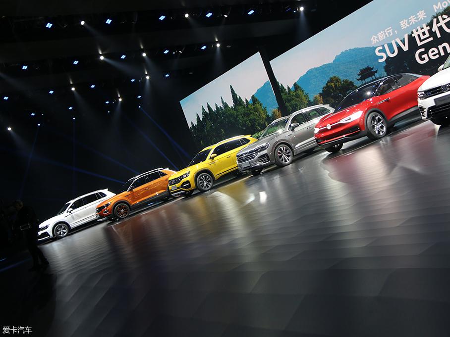 大众发布SUV战略 12款新车/10款新能源