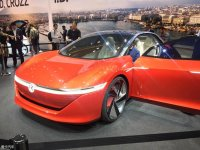 大众I.D. VIZZION概念车将亮相北京车展