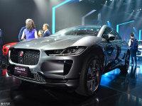 捷豹I-PACE国内首发 纯电动豪华中型SUV