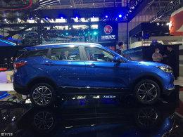 车展:汉腾X5 EV发布