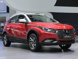 纳智捷U5 SUV正式发布