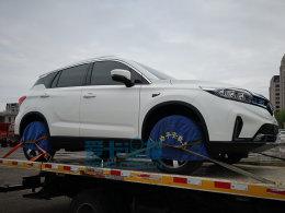 车展探馆:广汽ix4 EV