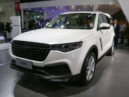 北京车展  T800静评