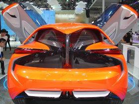 愛卡酸莓獎 北京車展的奇葩車