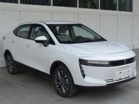 长城欧拉iQ纯电SUV申报图 将于7月上市
