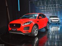 国产捷豹E-PACE将于8月上市 推5款车型