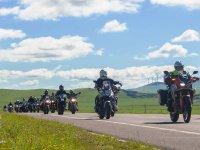 最美时节的骑行 2018年本田内蒙古之旅