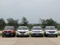 4款中国品牌SUV对比 谁的内在更胜一筹?