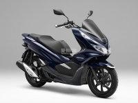 首款量产混动摩托车 本田 PCX Hybird
