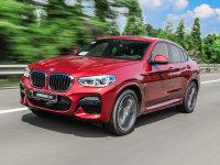 轿跑SUV新门徒 全新BMW X4 30i全网首试