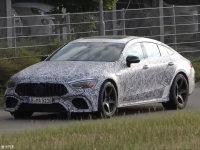 AMG GT四门版谍照曝光 或推出入门车型