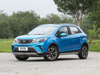 车轮大视件 小型SUV成中国品牌发力点
