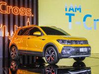 可能是大众最小的SUV T-Cross静态评测