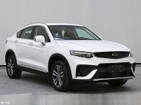 吉利全新轿跑SUV申报图曝光 搭1.5T动力